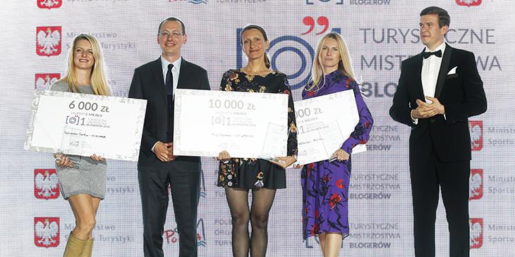 fot. Podlewski/AKPA Состоялся Финал первого тура Чемпионата блогеров по туризму, организованного Польской туристической организацией