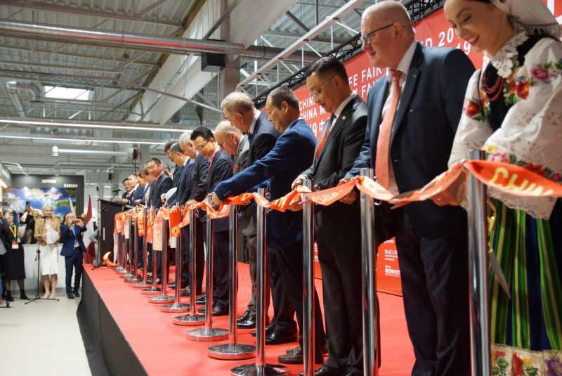 В столице Польши Варшаве торжественно открылась VIII международная выставка China Homelife Show 2019