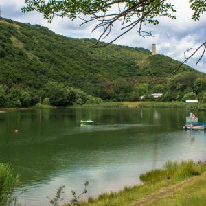 Озеро ку - Черепашье Озеро в Тбилиси