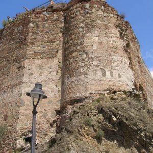 Дневняя крепость в Тбилиси